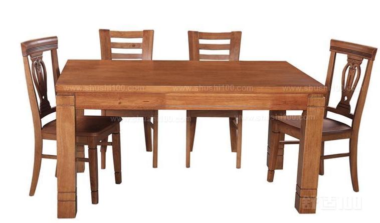 实木餐桌好吗—实木餐桌与仿实木餐桌如何鉴别