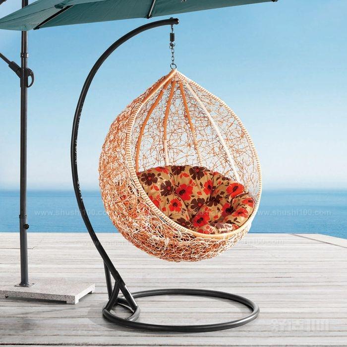 固定吊椅安装方法图解