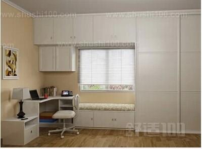 衣柜书柜电脑桌组合 衣柜书柜电脑桌你想要什么风格