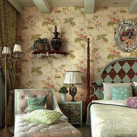 美式乡村墙纸—美式乡村墙纸的好品牌介绍图片