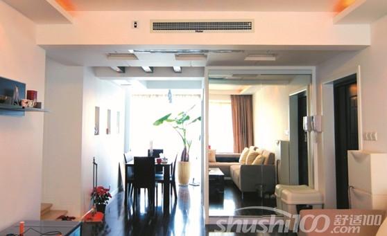 分户式中央空调简介—分户式中央空调的工作原理及特点