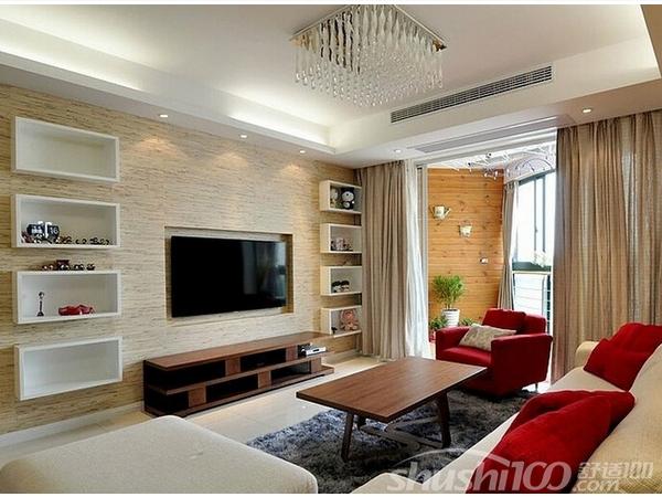 小户型客厅电视墙装修 小户型客厅电视墙装修设计介绍