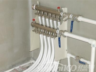 地暖分水器安装规范—地暖分水器安装步骤
