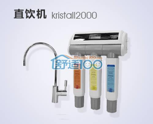 家用自来水过滤器哪种好-不同类型自来水过滤器优缺点盘点