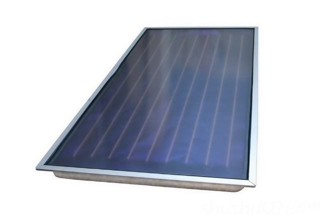 平板式太阳能集热器_海林高效平板式太阳能集热器入选自主创新产