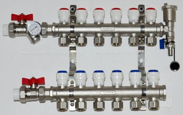 地暖分水器有几种—地暖分水器的定义及分类