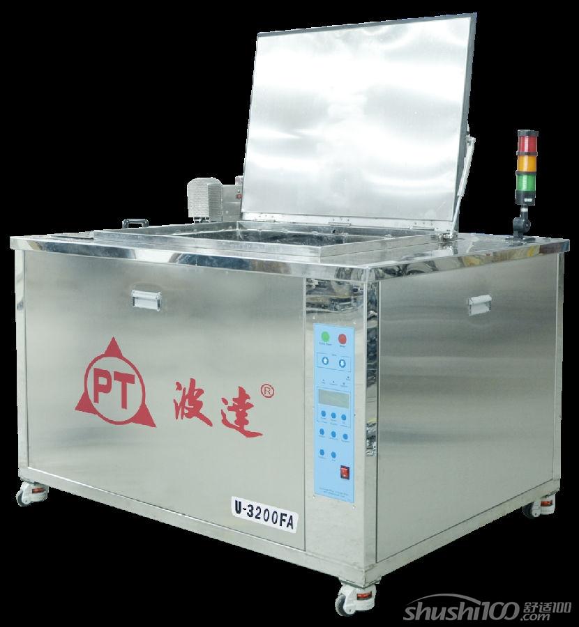 手持式超声波清洗机 波达超声波清洗机介绍图片