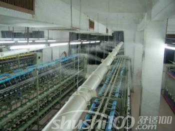 纺织车间加湿机—纺织车间加湿机使用注意事项