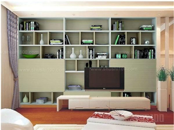 书架安装 挂式书架怎么安装