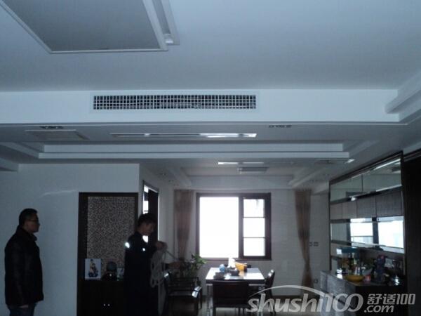 中央空调新风系统原理—中央空调新风系统原理和设计操作规范