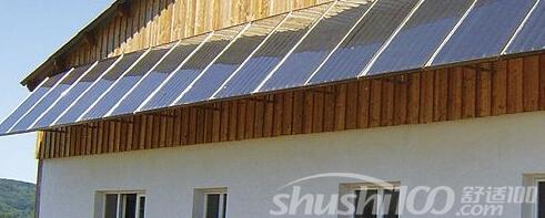 平板太阳能热水工程—平板太阳能热水工程介绍