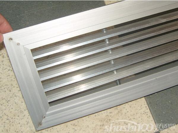 空调送风口尺寸—中央空调出风口尺寸大小及如何安装