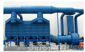 筒式除尘器—滤筒式除尘器的工作原理介绍