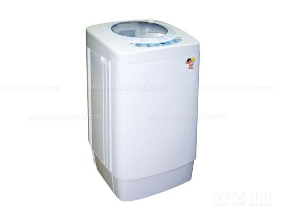 海尔小神童洗衣机 海尔小神童洗衣机不能脱水的原因和解决办法图片