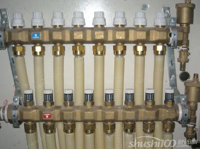 地暖分集水器安装方法—如何安装地暖分集水器