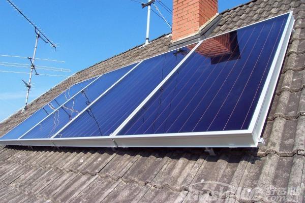 平板太阳能热水器品牌—捷森平板太阳能热水器介绍
