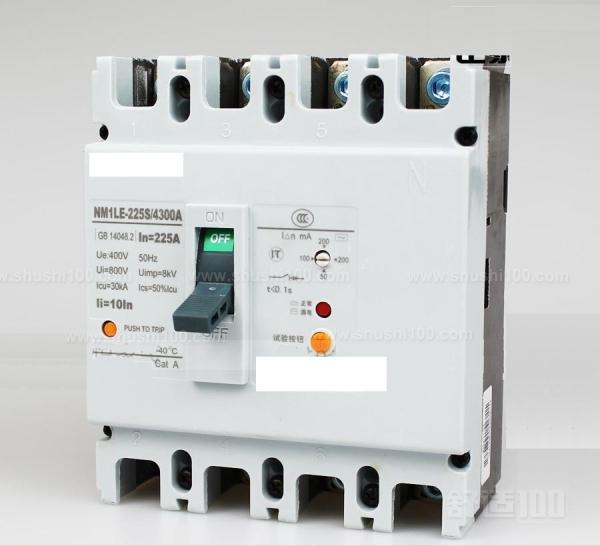 三相漏电开关—三相漏电开关的原理及用途