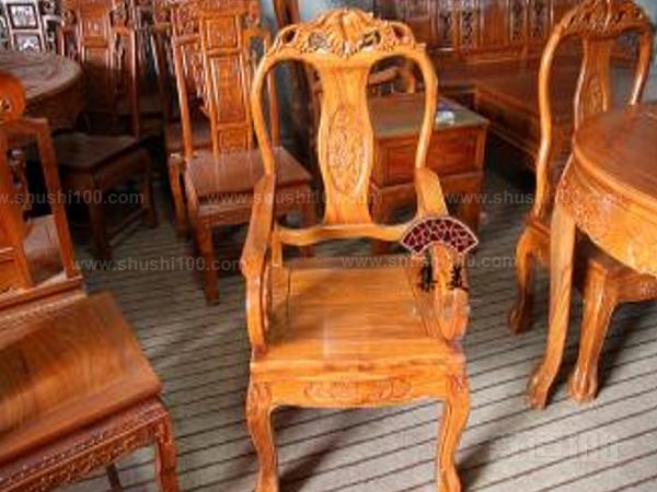 剌猬紫檀木家具—剌猬紫檀木家具的特点
