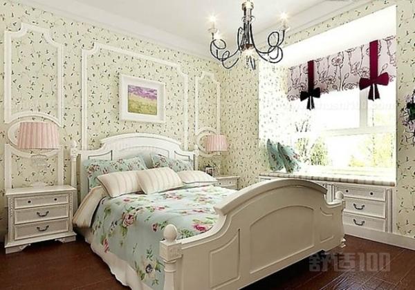 韩式卧室壁纸—韩式卧室挑选壁纸该注意什么