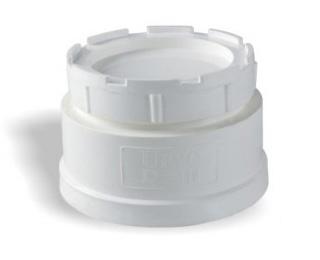 联塑PVC U排水管件系列清扫口 外插