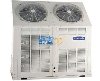 格力HZ系列组合户式(别墅)中央空调机组HL(R)D12.5WSZ