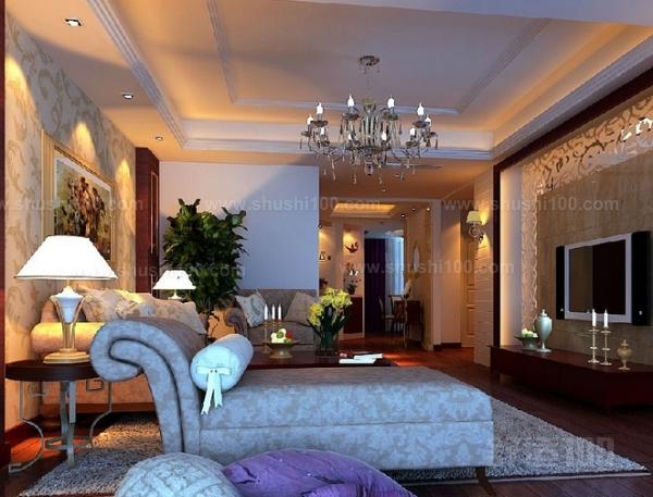室内欧式风格—室内欧式风格装修设计方法