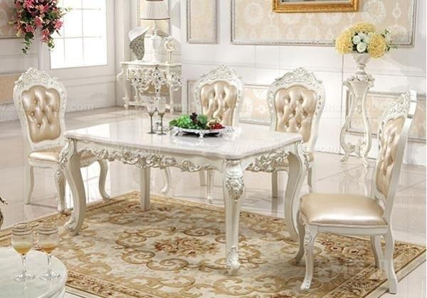 欧式餐桌布置—结合欧式风格图片