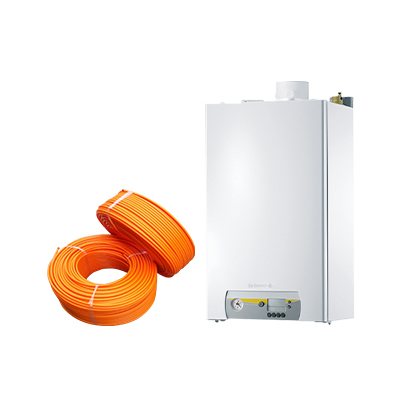 德地氏MCR-P 24/28 MI系列家用采暖水地暖(130-155㎡适用于四室两厅)