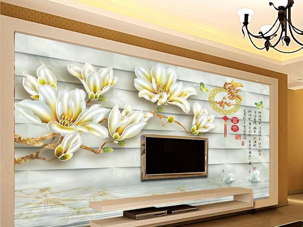 客厅壁画图片大全—客厅壁画如何选择