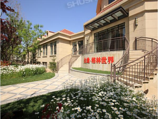 上海·金地格林世界 舒适100,您的品质智选