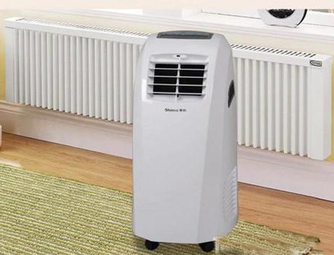移动空调与空调扇区别,详细比较移动空调和空调扇