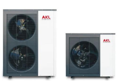 AKL:一个有历史的地暖空调一体机专业品牌 AKL Heat Pump  AKL Air Conditioner 源自德国魏恩海姆
