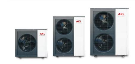 德国AKL热泵 AKL地暖空调一体机,AKL教你鉴别户式水机的好坏
