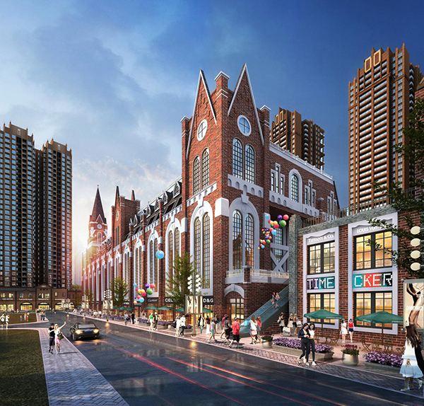 贵州清镇·中环国际|舒适100打造商业中心的别样舒适