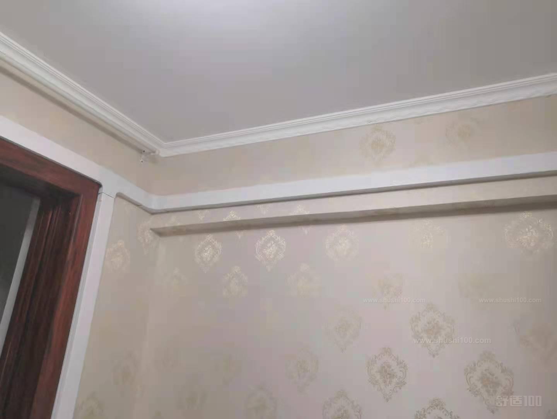 卧室明装扣盒管道