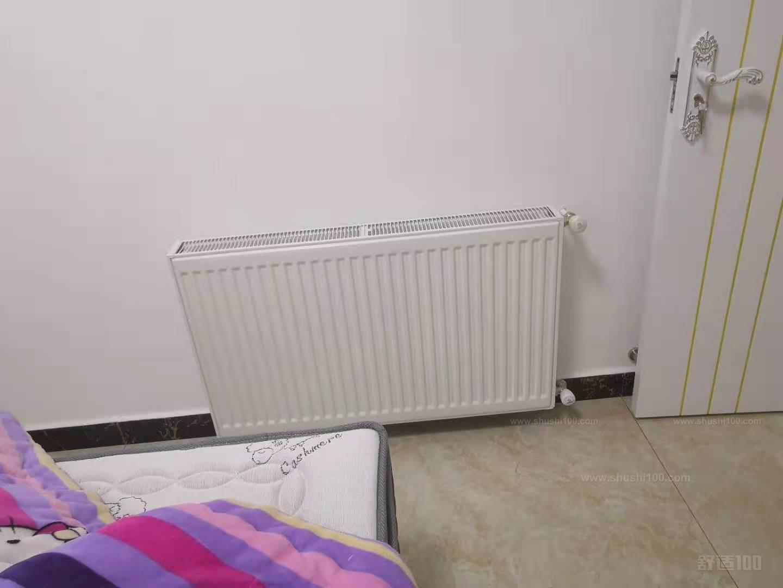 侧卧钢制板式暖气片方正大方