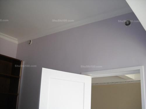 室内送风与排风口安装效果图,一进一排源源不断通风换气