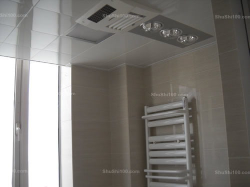 卫浴间排气风口(上)