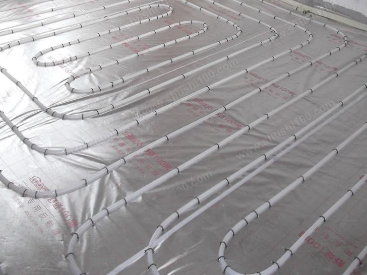 武汉舒适家居系统安装工程-中国院子小区安装现场