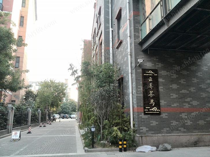 郑州·云弄茶马|看中央新风如何点缀餐厅