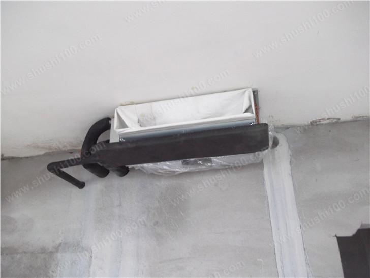 武汉海昌天澜中央空调、地暖、新风、净水集成安装工程案例
