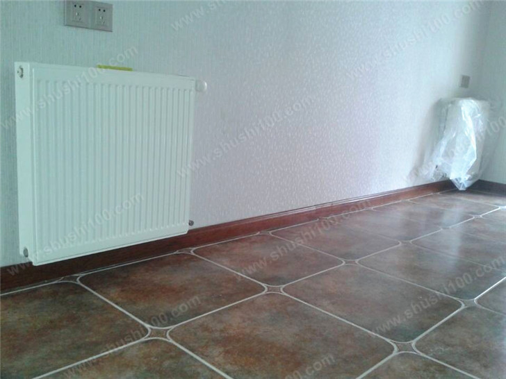 武汉百步亭世博园暖气片安装工程案例-专业服务为新房添温暖