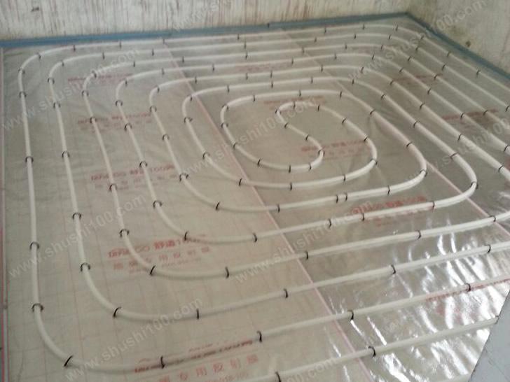 贵阳地暖安装工程—观山湖1号两室两厅地暖工程案例