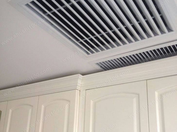 石家庄天山熙湖中央空调、新风工程案例—中央空调和新风系统搭配更有味