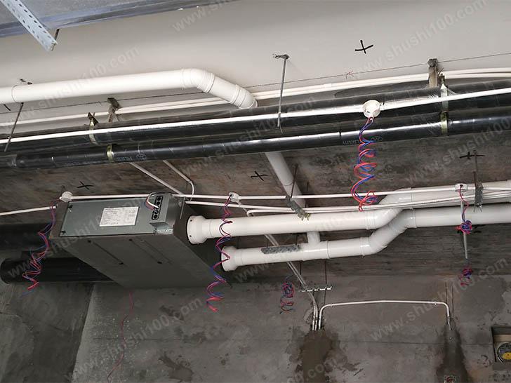 新风系统安装 新风系统安装效果图