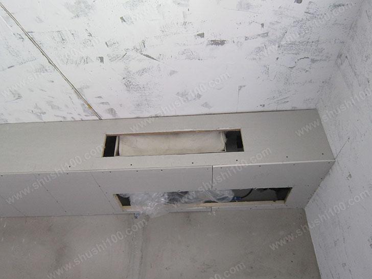 主机隐藏在吊顶