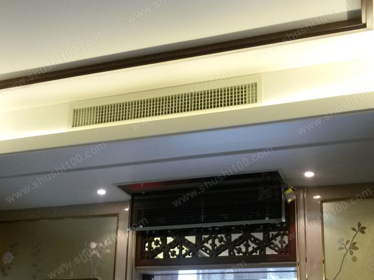 您要的舒适在这里—淮安七星岛中央空调、新风、除尘安装现场直击