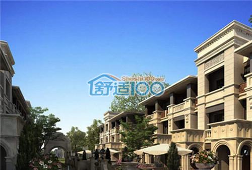 武汉绿地新都会别墅中央空调、中央新风、家庭采暖工程案例
