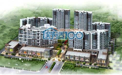 广州乐活小镇中央空调安装工程案例-118平米用心雕琢的家