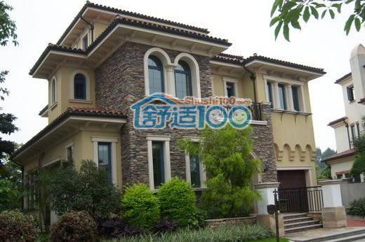 广州山水庄园中央空调安装-世外桃源般尊贵享受